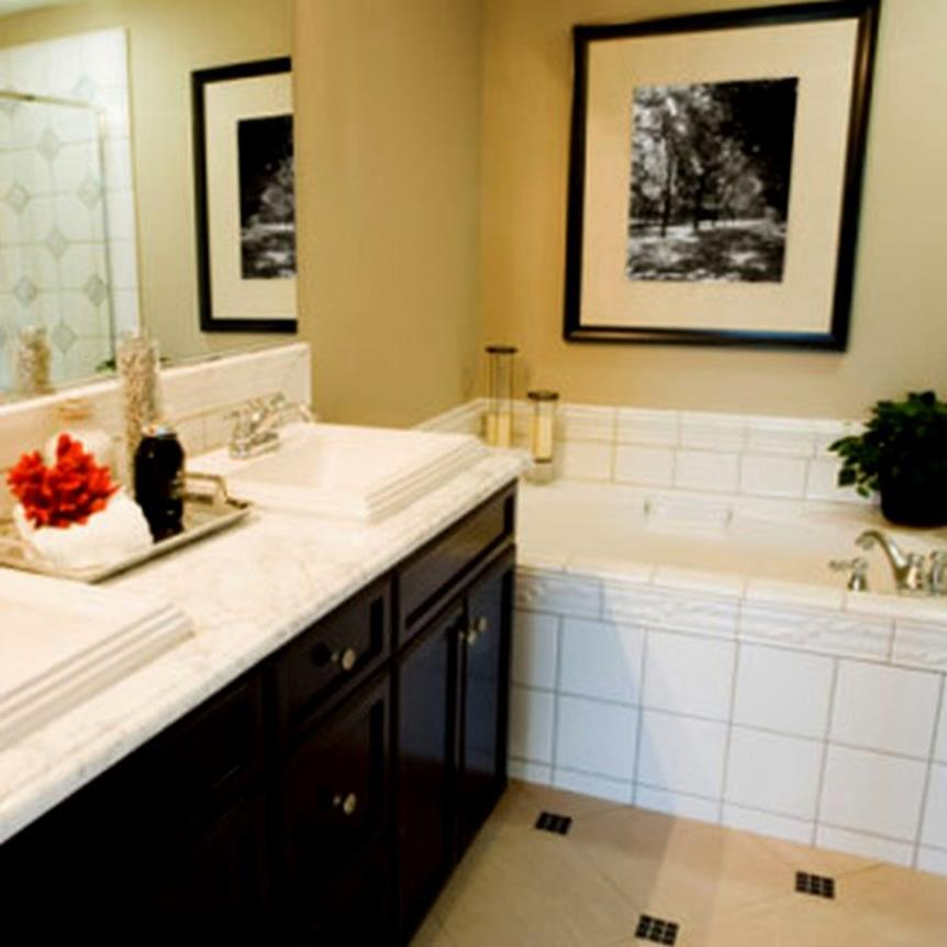 Apartment Bathroom Decorating Ideas On A Budget 31
