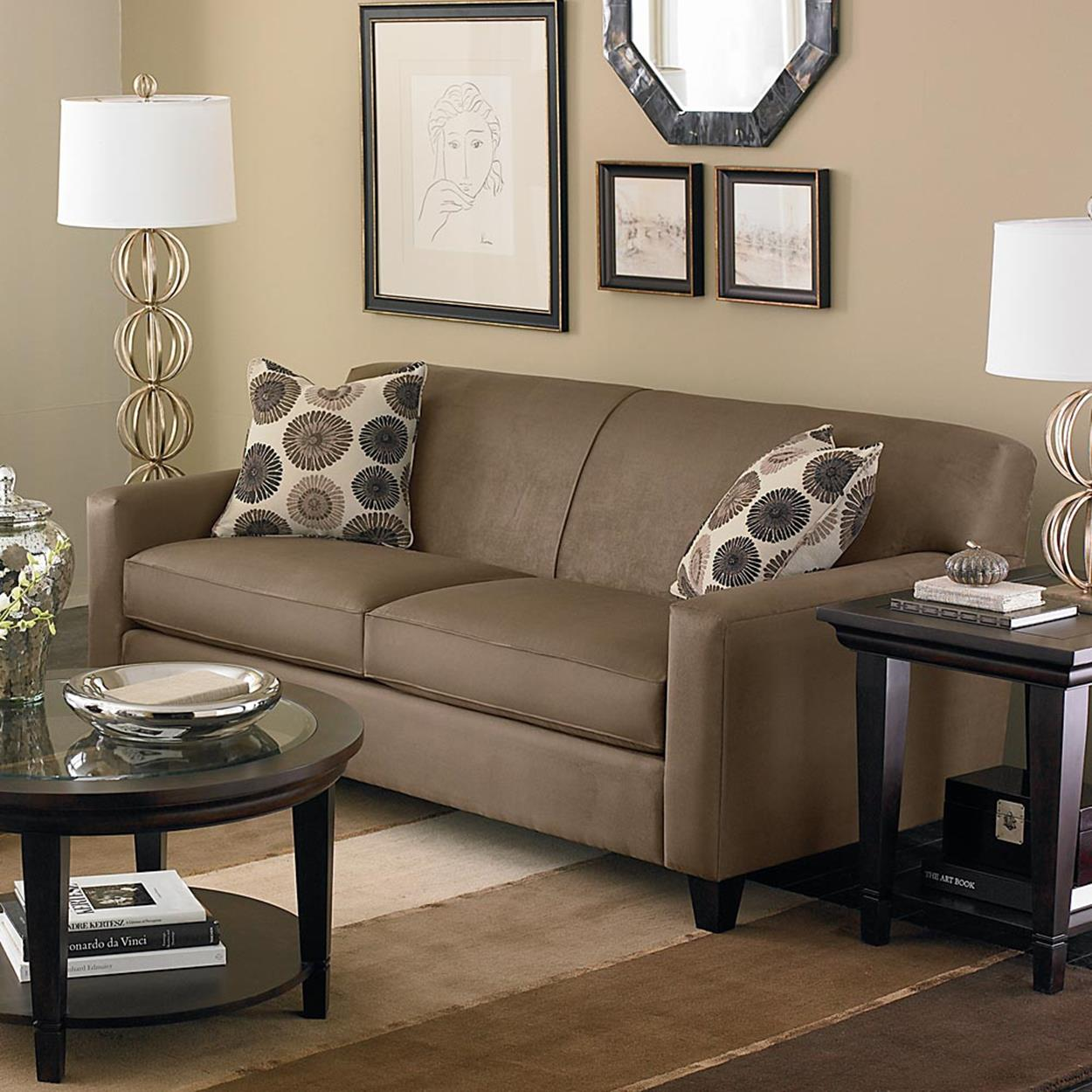 Small Space Furniture Ideas: Living Room Furniture Ideas For Small Spaces 37