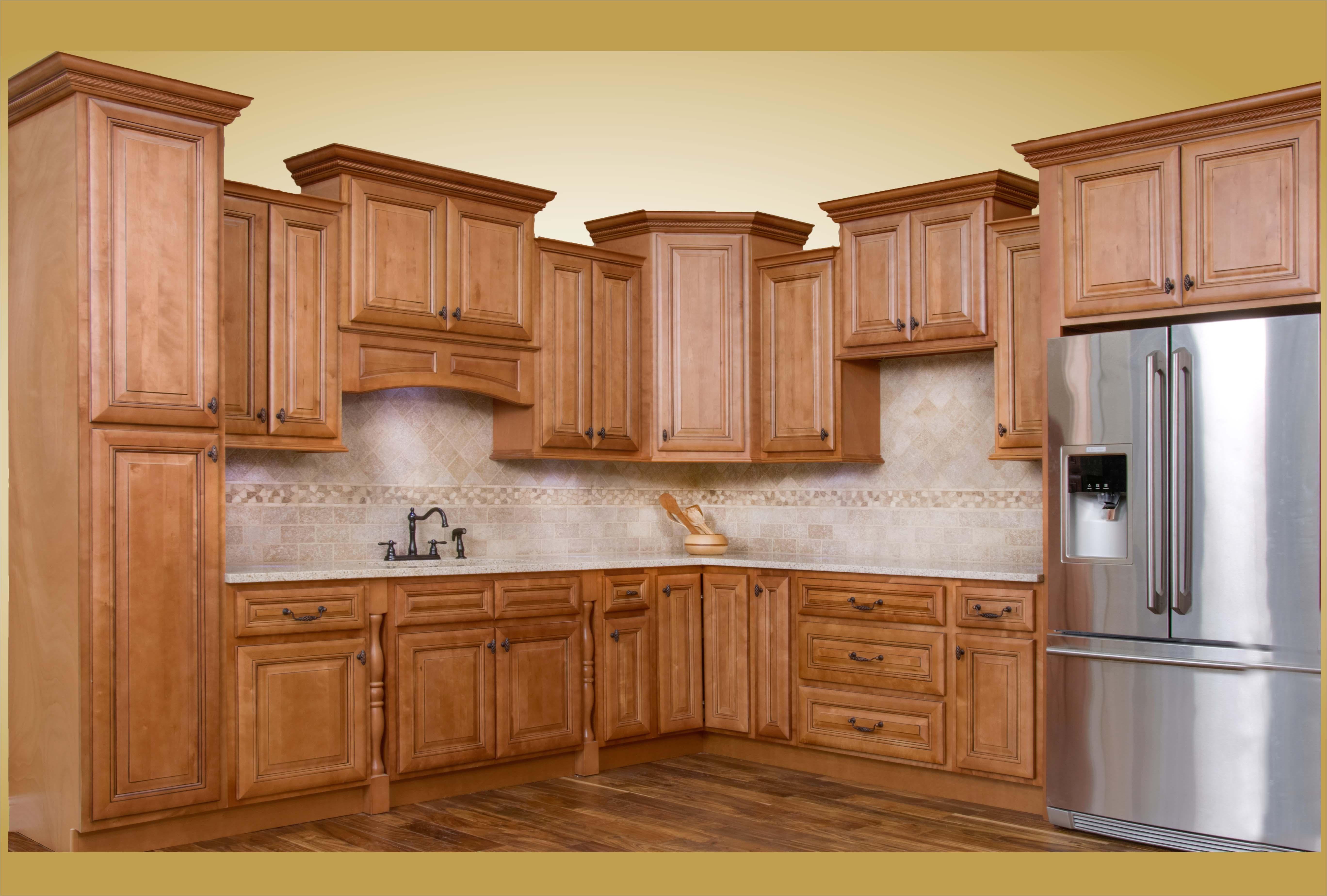 kitchen with maple cabinets color ideas 31 - Gongetech
