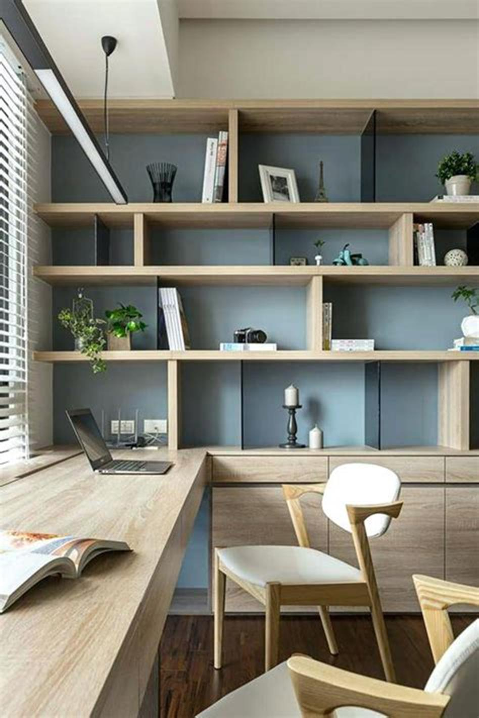 Decorating Small Open Floor Plan Living Room And Kitchen: 50 Best Small Space Office Decorating Ideas On A Budget