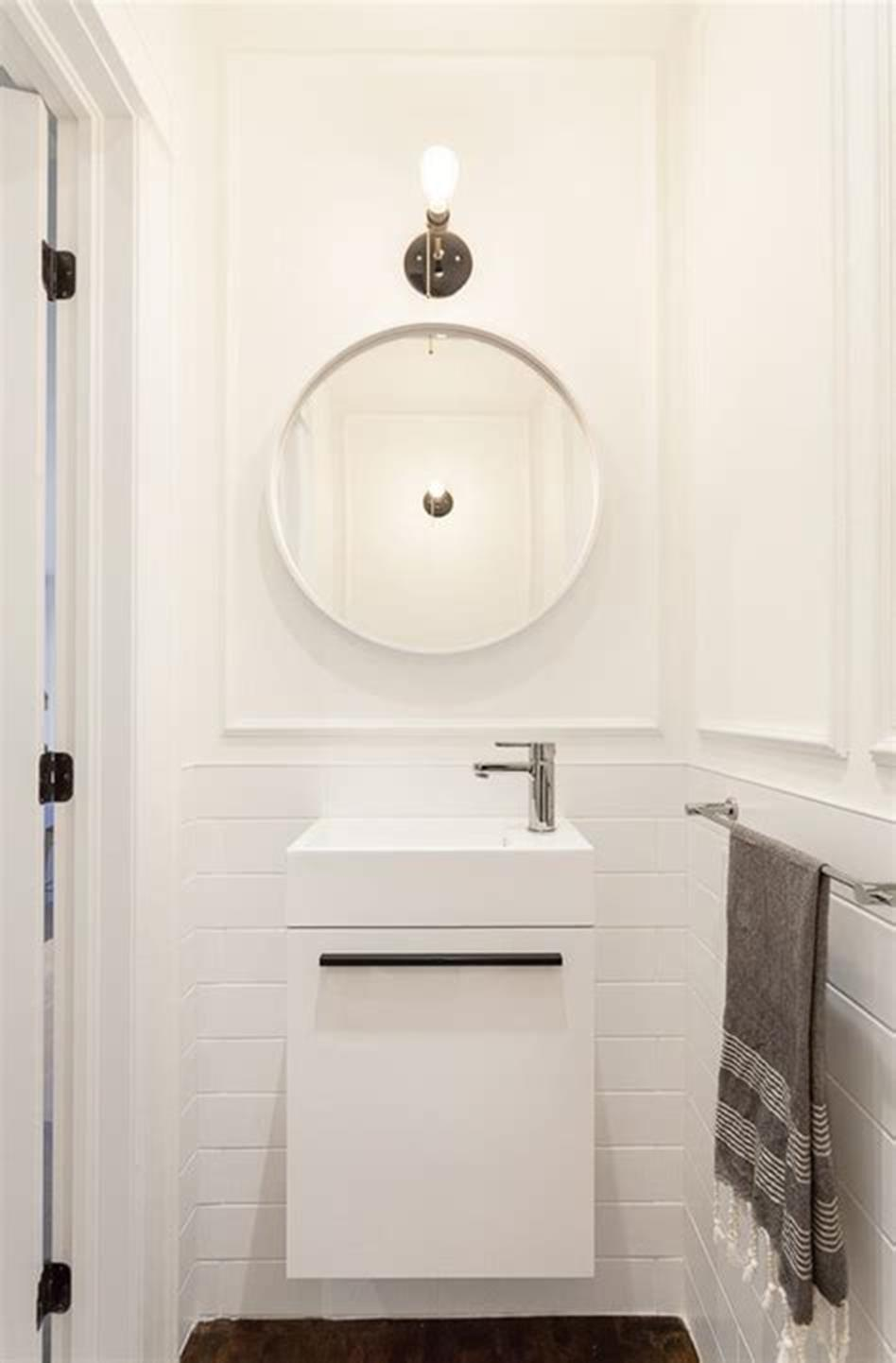 35 Best Wall Mounted Vanities For Small Bathrooms 2019 3 ...